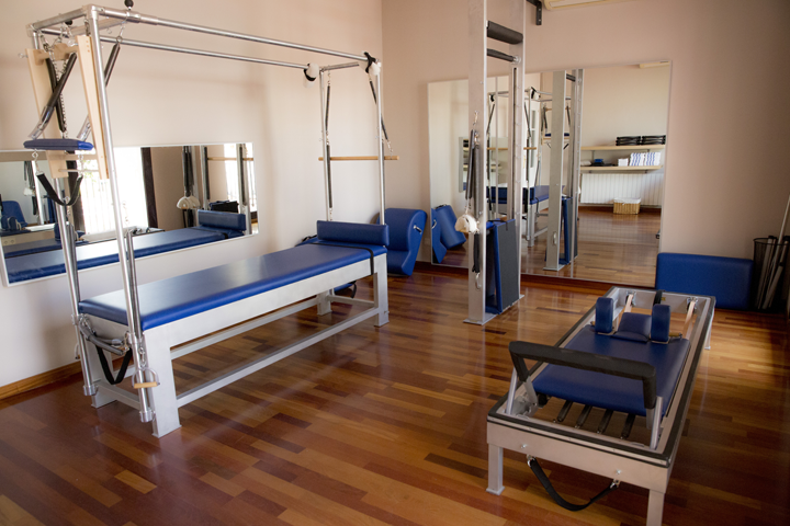 Main room of Original Pilates Barcelona